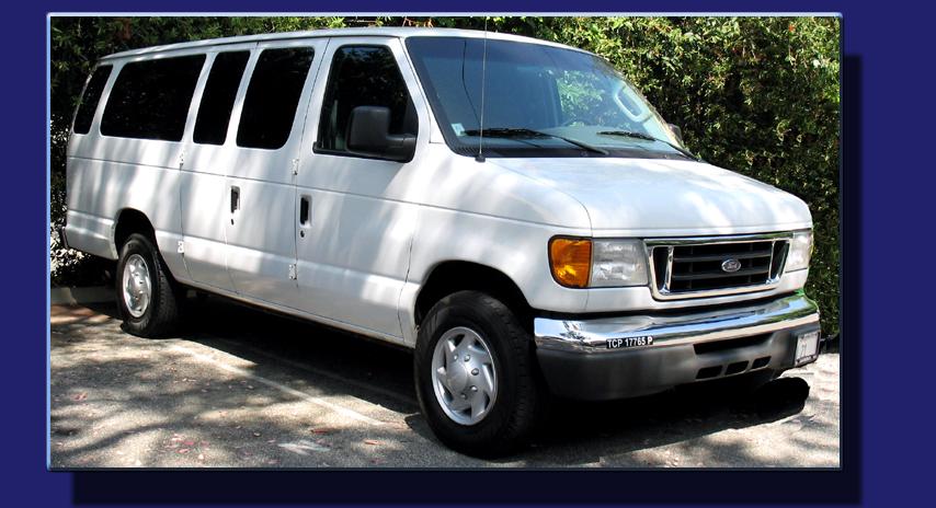 Montreal LImousine Van
